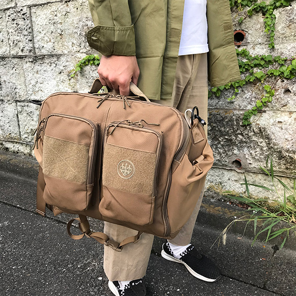 ベレッタ Beretta タクティカルメッセンジャーバッグ Tactical Messenger Bag