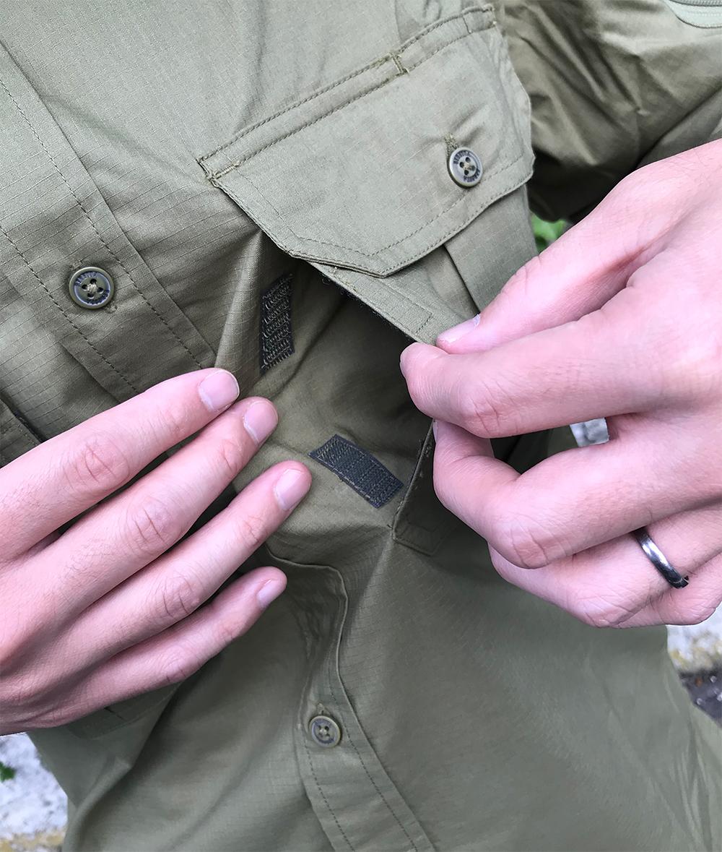 ベレッタ Beretta モルティロ ロングスリーブシャツ 長袖ボタンシャツ Mortirolo shirt Long Sleeves